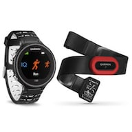 Forerunner 630 with heart rate strap